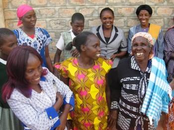 Gespräche mit Eltern Lehrern in Kapkesosio