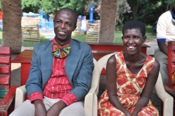 Outreach - Simon und Amoakowaa